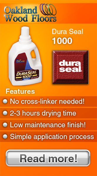 Dura Seal 1000 – Features