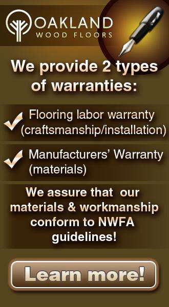 Warranty – types
