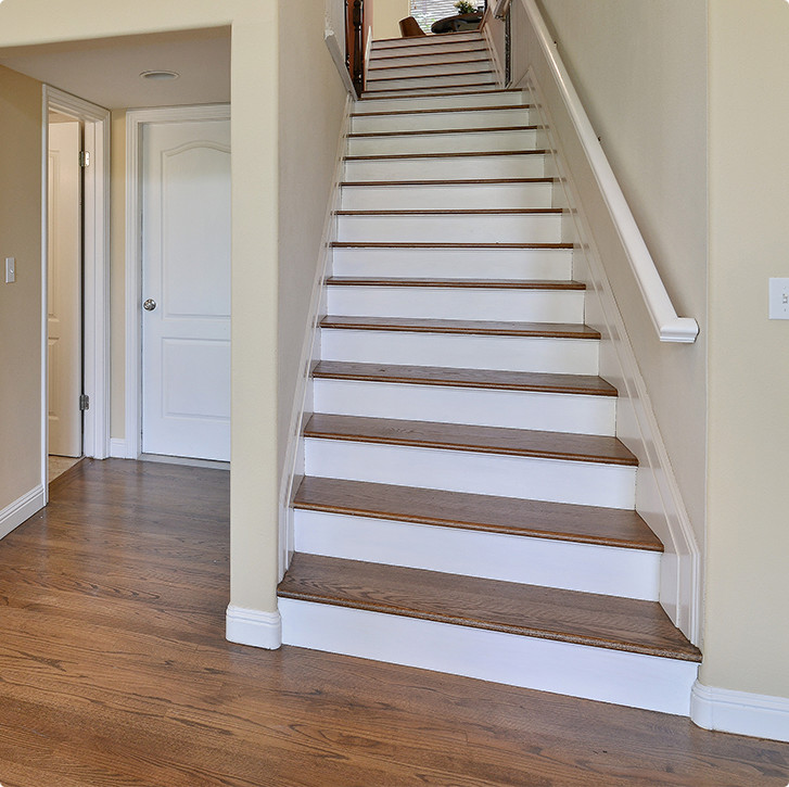 Stair Refinishing & install